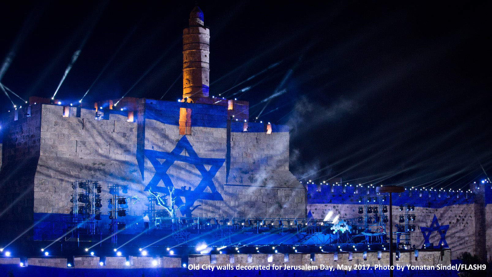 Israel – A Year of Anniversaries