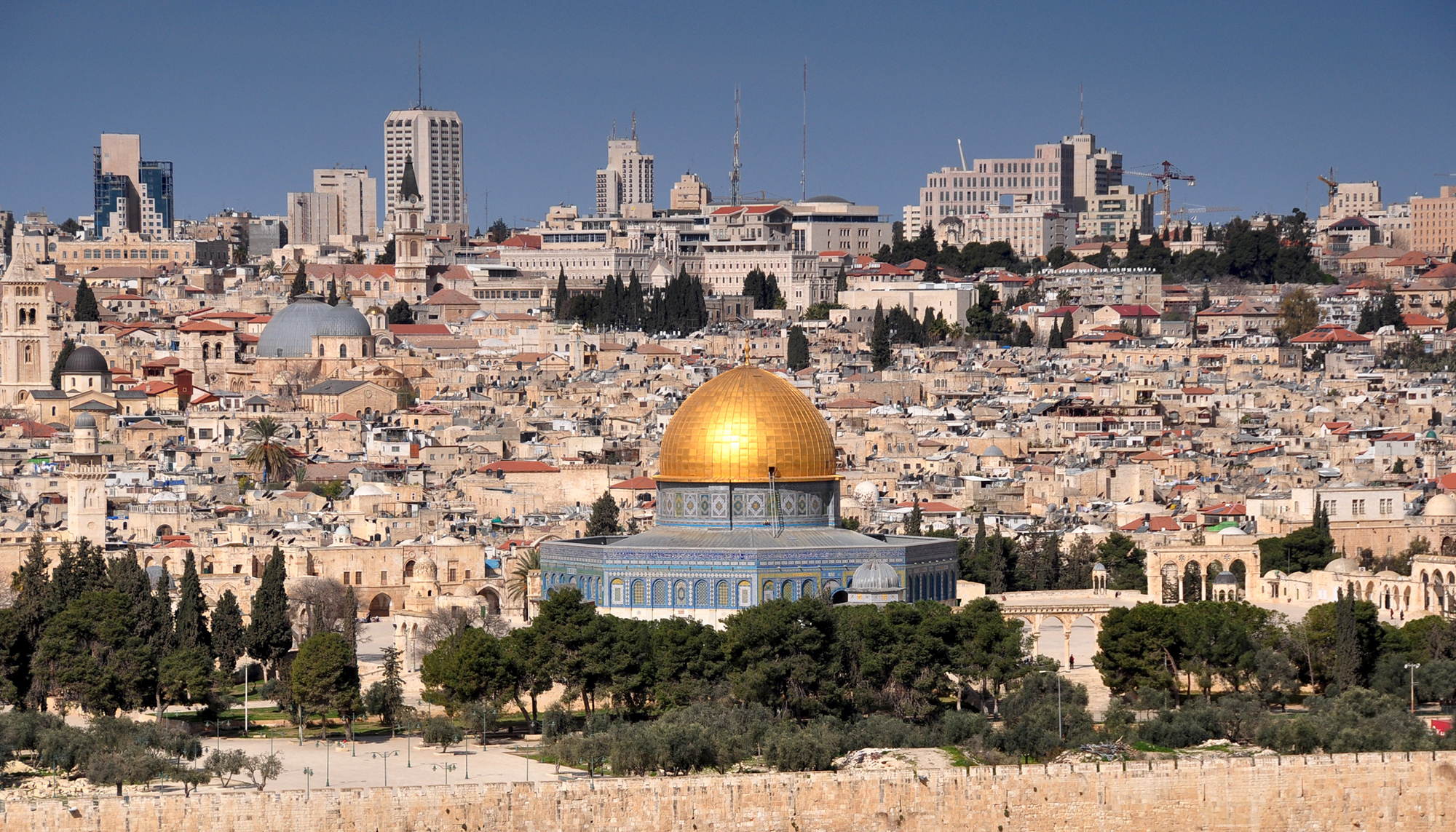 Jerusalem, whose capital?