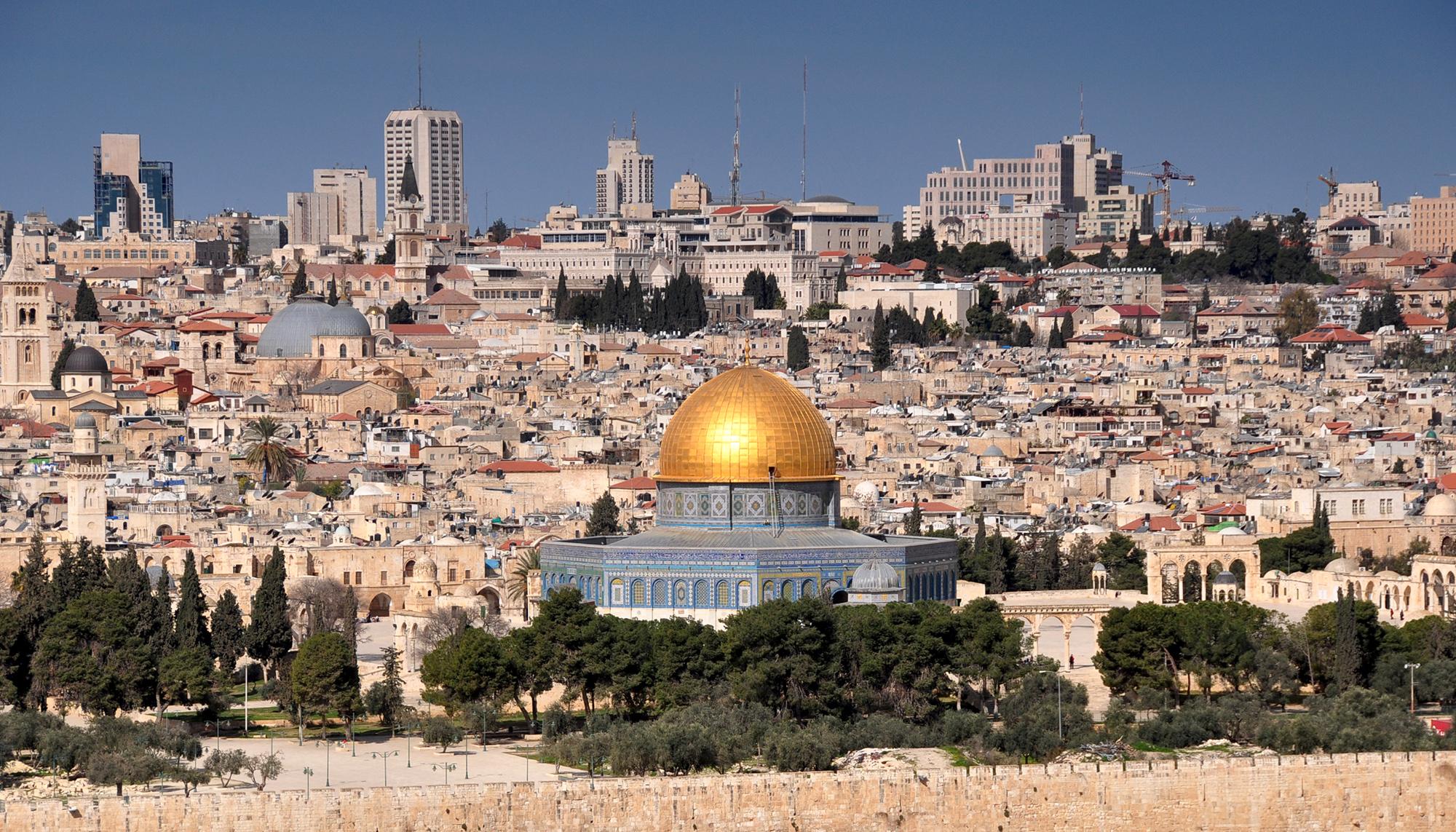 Jerusalem, whose capital?